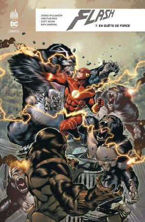 The Flash - Rebirth # 7