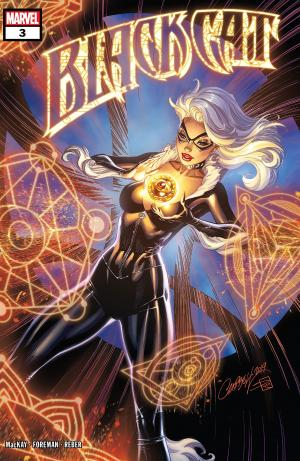 Black Cat # 3 Issues (2019 - Ongoing)
