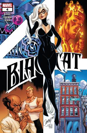 Black Cat # 4 Issues (2019 - Ongoing)