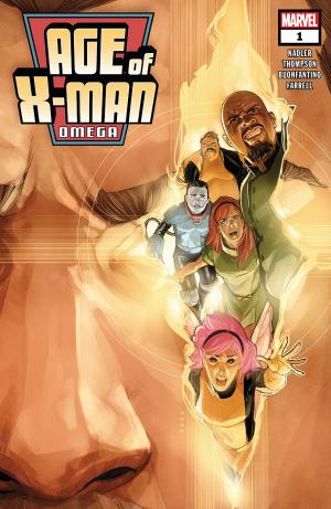 Age Of X-Man Omega  Issue (2019)