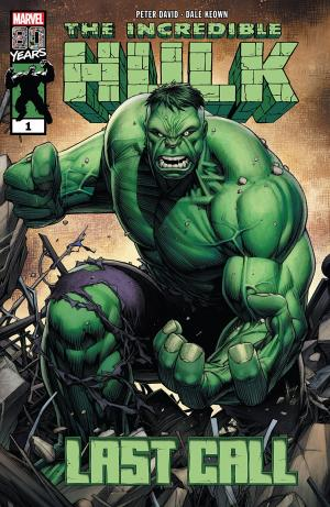 Incredible Hulk - Last Call édition Issue (2019)