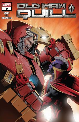 Old Man Quill # 9 Issues (2019 - Ongoing)