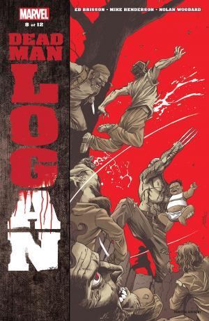 Dead Man Logan # 8 Issues (2018 - 2019)