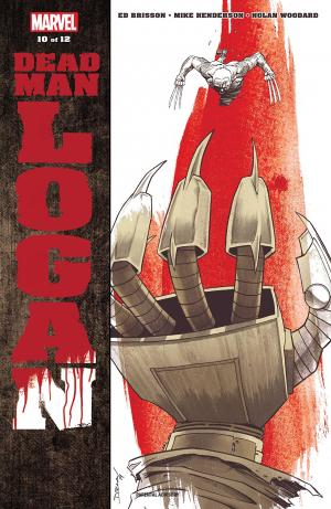 Dead Man Logan # 10 Issues (2018 - 2019)