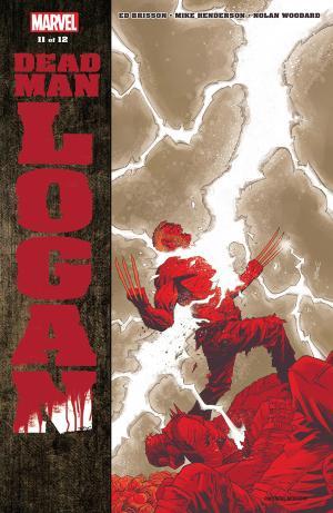 Dead Man Logan # 11 Issues (2018 - 2019)