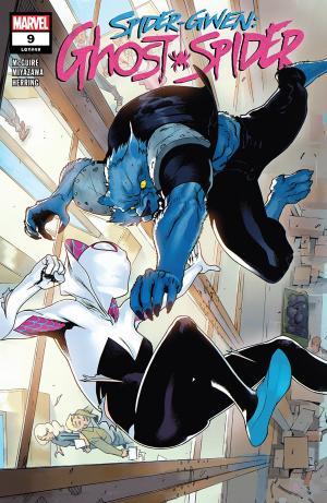 Spider-Gwen - Ghost-Spider # 9