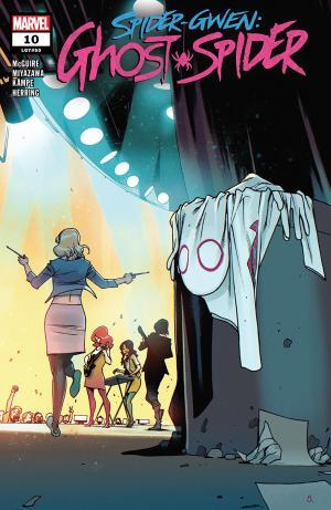 Spider-Gwen - Ghost-Spider # 10