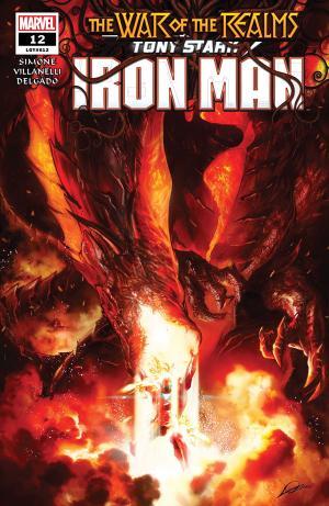 Tony Stark - Iron Man 12