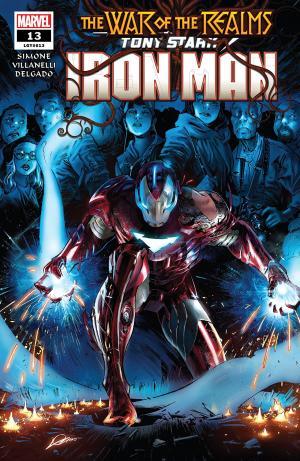 Tony Stark - Iron Man # 13