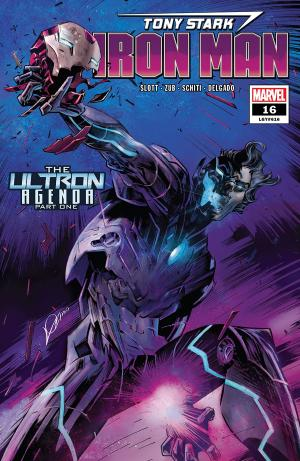 Tony Stark - Iron Man # 16