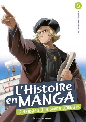 L'Histoire en manga 6 Simple