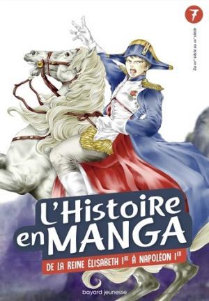 L'Histoire en manga 7 Simple