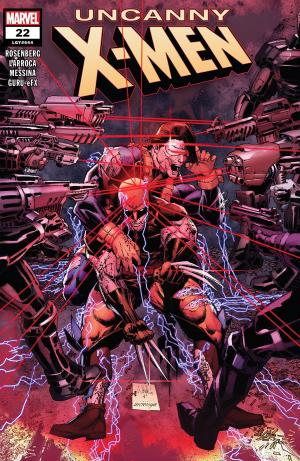 Uncanny X-Men # 22 Issues V5 (2018 - Ongoing)