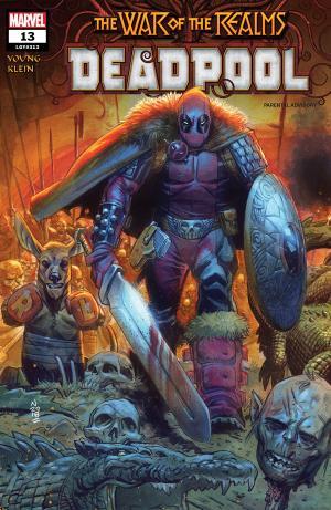 Deadpool # 13 Issues V6 (2018 - 2019)