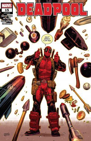 Deadpool # 15 Issues V6 (2018 - 2019)