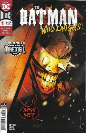 The Batman who laughs # 1 Issues