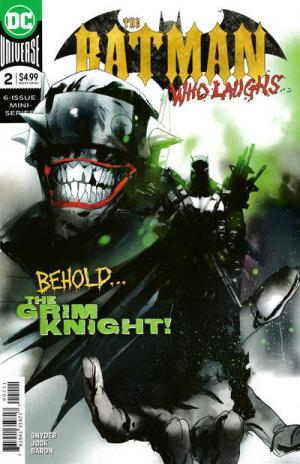 The Batman who laughs # 2 Issues