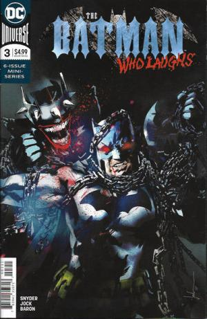 The Batman who laughs # 3 Issues