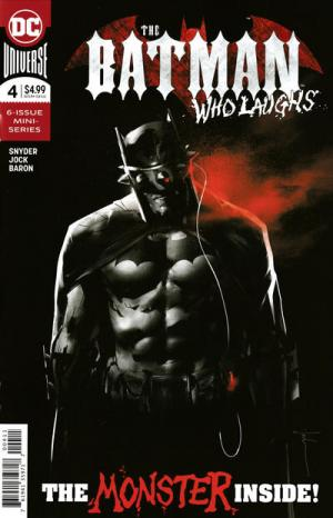 The Batman who laughs 4 Issues
