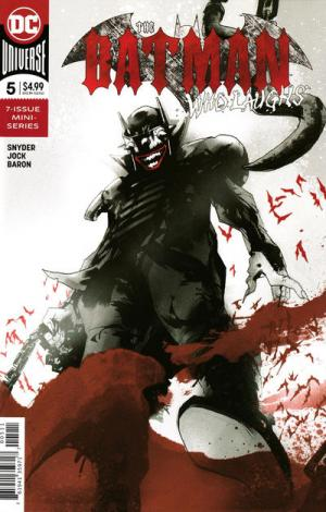The Batman who laughs # 5 Issues