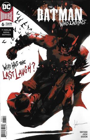The Batman who laughs # 6 Issues