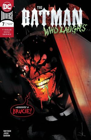 The Batman who laughs # 7 Issues