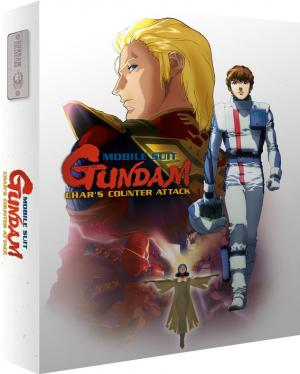 Mobile Suit Gundam - Char Contre Attaque  Blu-Ray Collector