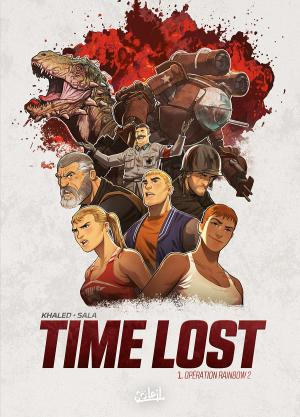 Time Lost T.1