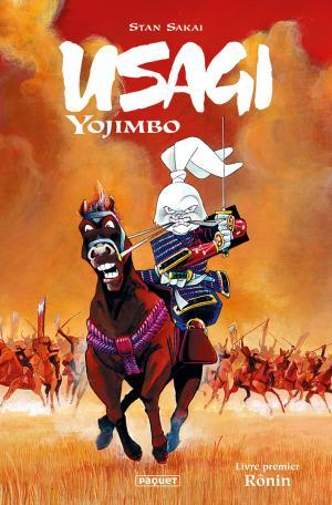 Usagi Yojimbo 1 - Livre premier : Rônin