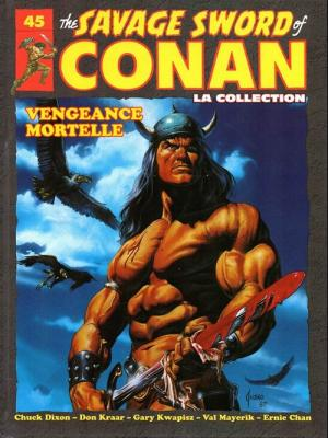 The Savage Sword of Conan 45 TPB hardcover (cartonnée)