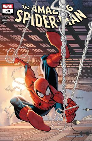 The Amazing Spider-Man # 29