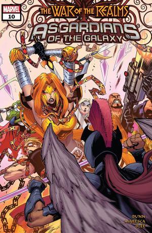 Les Asgardiens de la Galaxie 10 Issues (2018 - 2019)