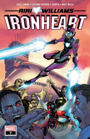 Ironheart 7 Issues (2018 - Ongoing)