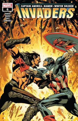 The Invaders 6 Invaders - Issues (2019 - Ongoing)