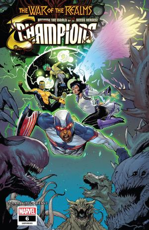 Champions 6 Issues V3 (2019 - Ongoing)
