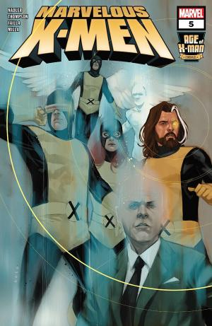 Age of X-Man - The Marvelous X-Men 5 Issues (2019)