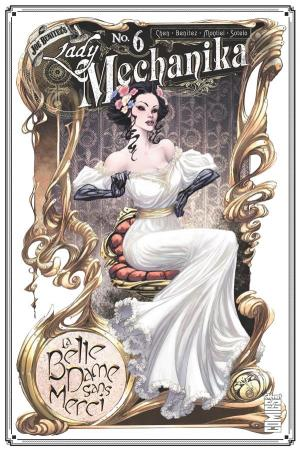 Lady Mechanika 6 TPB hardcover (cartonnée)