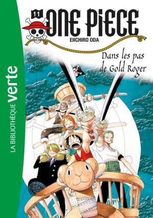 One piece 11 Light novel