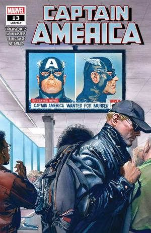 Captain America # 13 Issues V9 (2018 - Ongoing)