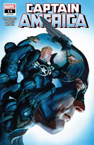 Captain America # 14 Issues V9 (2018 - Ongoing)
