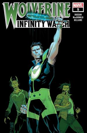 Wolverine - Infinity Watch # 5 Issues (2019)