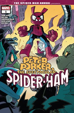 Spider-Man # 1 Issues V3 - Annuals (2019 - Ongoing)