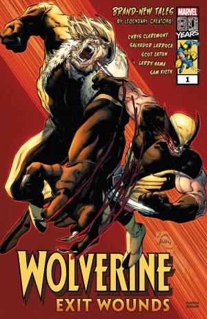 Wolverine - Exit Wounds # 1 Issue (2019)