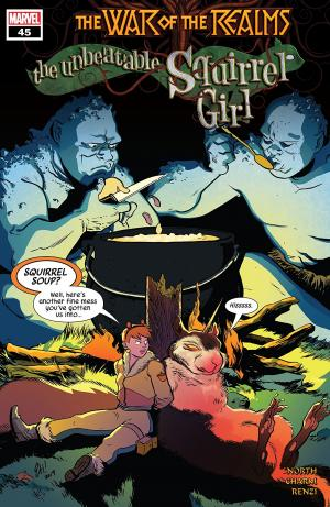 The Unbeatable Squirrel Girl 45 Issues V2 (2015 - Ongoing)