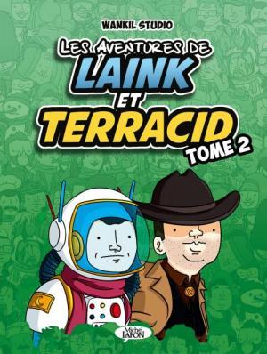 Les aventures de Laink et Terracid 2 simple