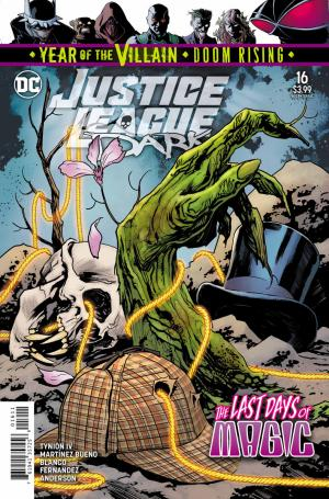 Justice League Dark 16 Issues V2 (2018 - Ongoing)
