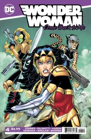 Wonder Woman - Come Back to Me # 4 Issues