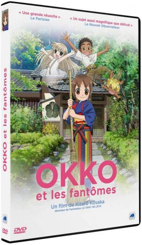 Okko et les fantômes édition DVD