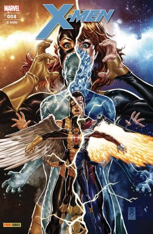 X-Men 8 Softcover V1 (2019)