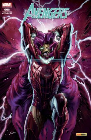 Avengers 8 Softcover V1 (2019)